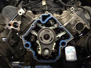 How To Replace A 3 7l Or 4 7l Timing Chain S  And  Or