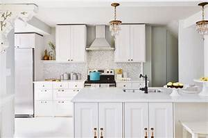 amazing and smart tips for kitchen decorating ideas With kitchen colors with white cabinets with noise reducing wall art