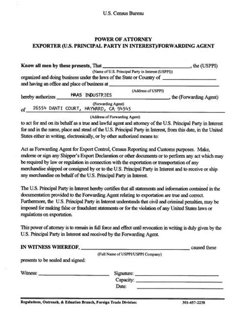 of attorney letter real estate forms printable sle power of attorney letter form real power
