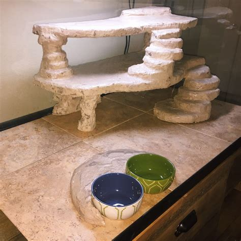 Reptilesky x thehyde presents.furniture enclosure! Custom made bearded dragon home! (With images)   Coffee table