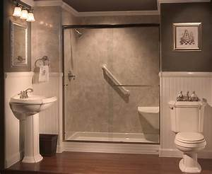 Bathroom safety for seniors aging in place bath for Bathroom conversions for elderly
