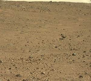 Easter Island Moai Style Head pictured on Mars by ...