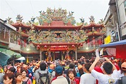 白沙屯媽祖遶境 5萬人徒步進香 - 地方新聞 - 中國時報