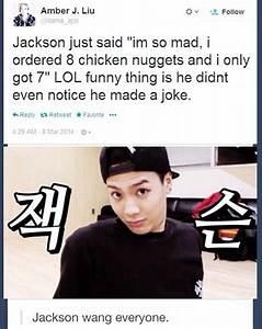 Funny got7 joke... Funny Got7 Quotes
