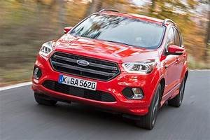 Ford St Line : ford kuga st line 1 5t ecoboost automatic awd 2016 review car magazine ~ Maxctalentgroup.com Avis de Voitures