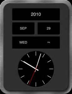 Desktop Clock App