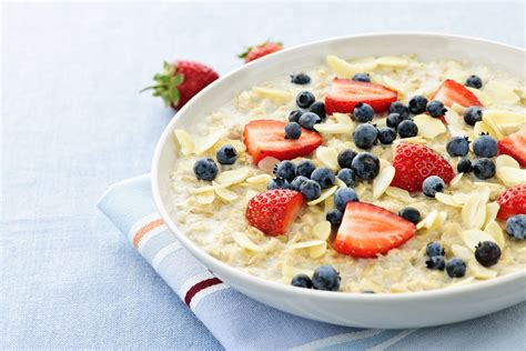 The Vantage Clean Eating Challenge Only Oatmeal Vantage
