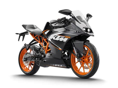 Review Ktm Rc 200 by 2014 Ktm Rc 200 Motorcycle Review Top Speed