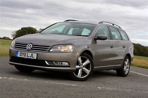 Volkswagen Passat (B7) used car buying guide   Parkers