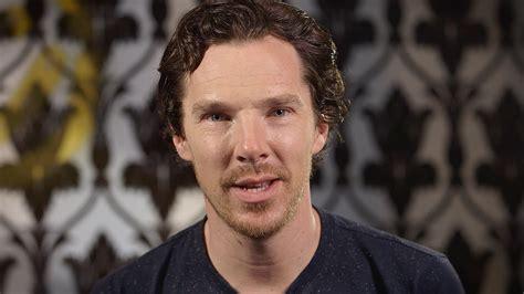 Benedict Cumberbatch Message