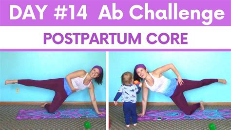 diastasis recti challenge ab safe lower workout
