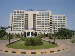The hotel - Picture of Ledger Plaza N'Djamena, N'Djamena ...