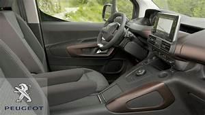 Peugeot Rifter Interieur : 2018 peugeot rifter gt line interior youtube ~ Dallasstarsshop.com Idées de Décoration