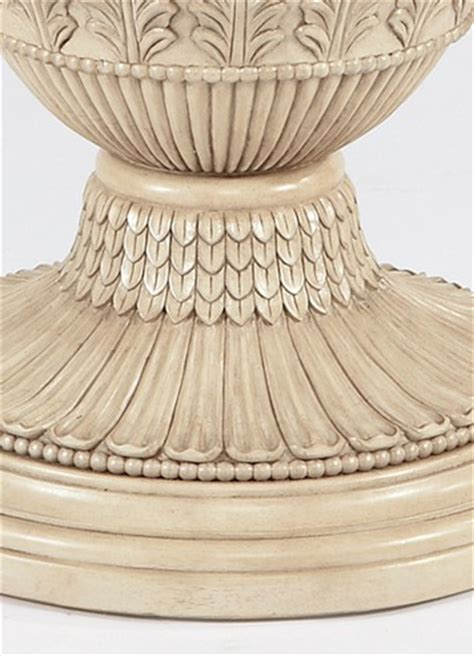 ortanique round pedestal dining room table by ashley