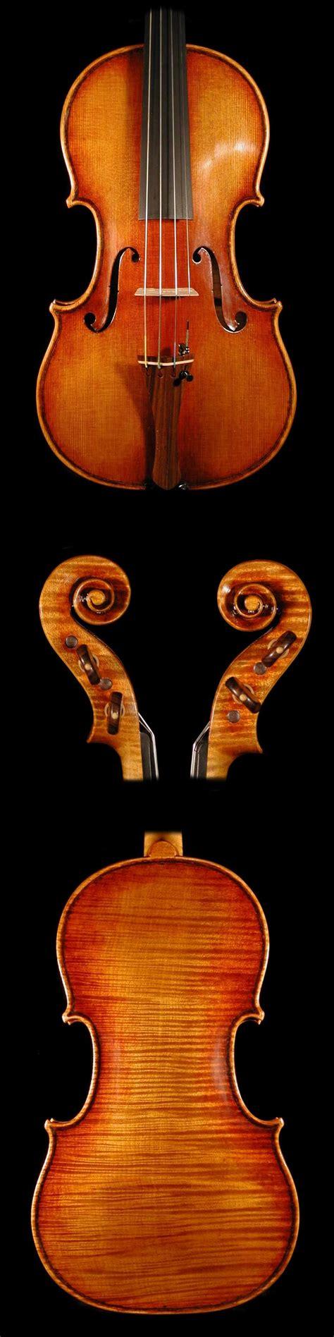violin cremona italy Vittorio Villa violinmaker