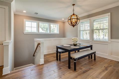 wonderful wainscoting dining room dining room transitional