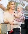 Christina Applegate and her daughter Sadie Grace LeNoble ...
