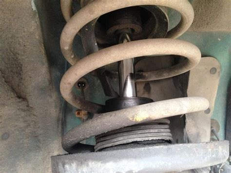 Suspension Issues Tire Rubbing