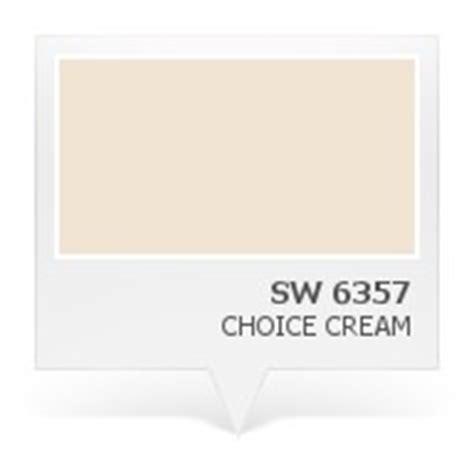 SW 6357 - Choice Cream | Color Options - Sistema Color ...