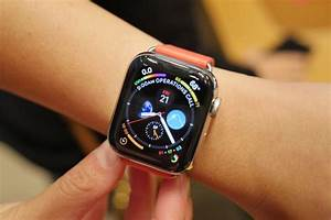 Apple Watch Series 4 hands-on: Small changes add up ...