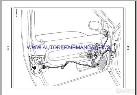 renault clio ii x65 nt8382 disk wiring diagrams manual 02 04 2007 auto repair manual forum