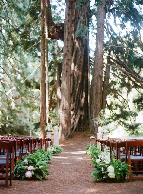 25 Best Ideas About Woods Wedding Ceremony On Pinterest
