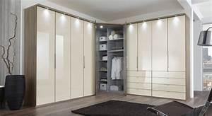 Kleiderschrank Mit Viel Ablage : eckkleiderschrank magnolie mit schubladen und spiegel tiko ~ Sanjose-hotels-ca.com Haus und Dekorationen