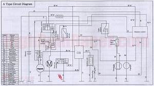 Buyang Atv 50 Wiring Diagram