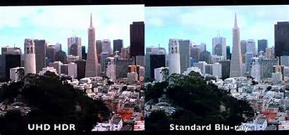 4k Hdr Blu Ray Ultra Difference Between