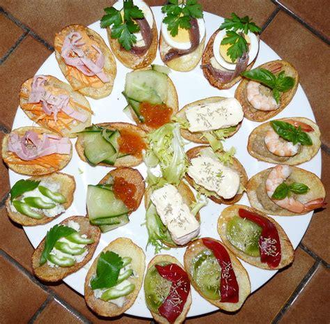 canapes aperitif originaux toasts de pomme de terre les plaisirs de ma table