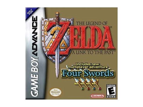 The Legend Of Zelda A Link To The Past Gameboy Advance