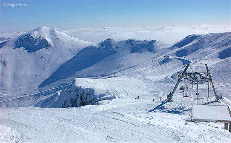 enneigement le mont dore massif du sancy ski resort review auvergne mountainpassions