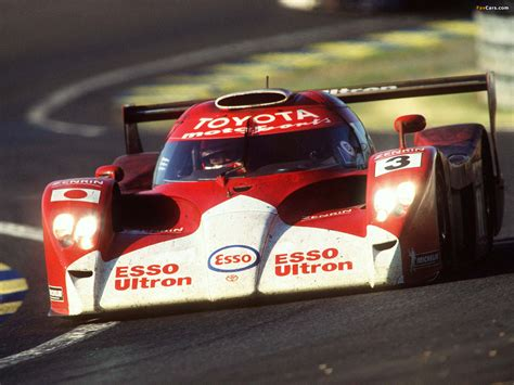 One Toyota by Livery Of The Day Toyota Gt One 1998 The Livery