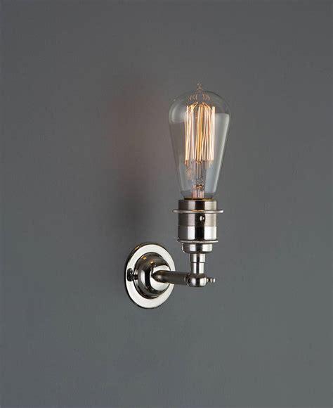 manston vintage wall sconces uplight or downlight wall l