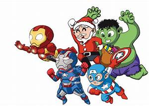 It's Christmas, Baby Avengers Assemble! by deemonHunter360 ...