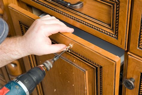 installing kitchen cabinet hardware how to install cabinet hardware with simple tools 4738
