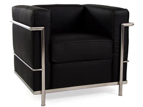 fauteuil lc2 le corbusier reproduction du fauteuil le corbusier lc2 pas cher de qualit 233