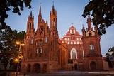 Church of St. Anne in Vilnius | Wondermondo