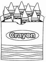 Crayon Coloring Crayons Template Gaddynippercrayons Blank Crayola Printable Shape Kindergarten Knows Often Everyone Sheets Preschool Kidsworksheetfun Colors sketch template