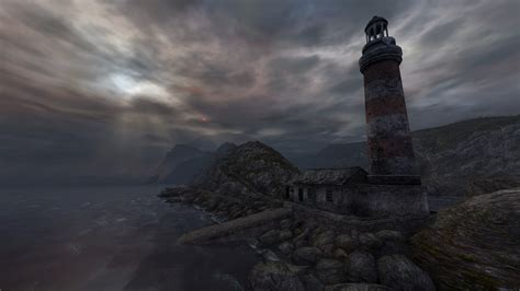 lighthouse dear esther wiki fandom powered  wikia