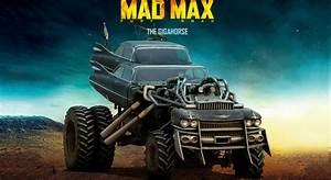 Mad Max Voiture : mad max fury road photos officielles des voitures du film ~ Medecine-chirurgie-esthetiques.com Avis de Voitures