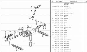 Club Car Accelerator Linkage Parts Diagram
