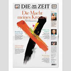 Blog Best Print Design Germany's Die Zeit × García Media