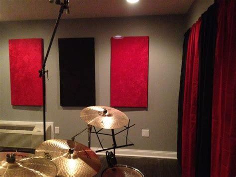 diy sound proof panels step  step  studio room