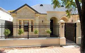 design gate house modern house With entrance gate designs for home