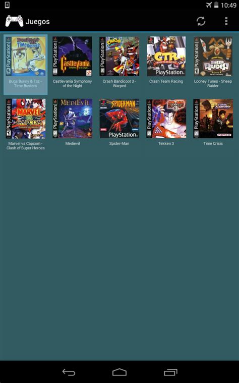 best ps1 emulator for android epsxe for android android apps on play