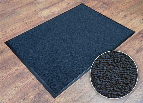 Heavy Duty Floor Mats For Office - blue heavy duty large small non slip dirt barrier entrance