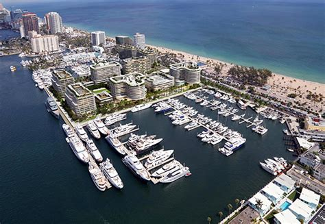 South Florida Boat Show Fort Lauderdale by Fort Lauderdale Boat Show Bahia Mar Development