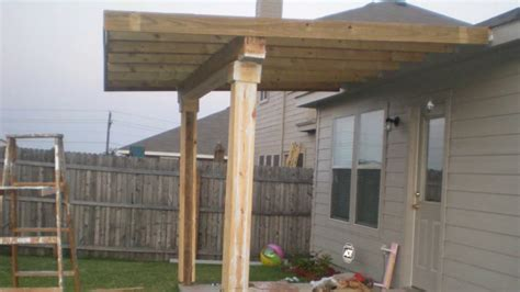 building a patio how to build a patio cover must watch youtube