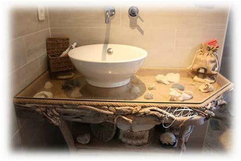 canapé bois flotté meuble en bois flotté décoration en bois flotté et